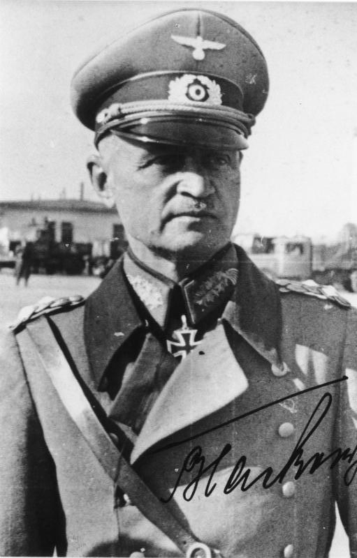 Johannes blaskowitz military wiki fandom powered by wikia for Alexander jehle