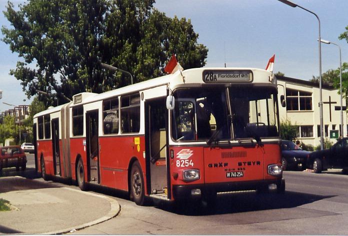Autobus del tipo Gräf