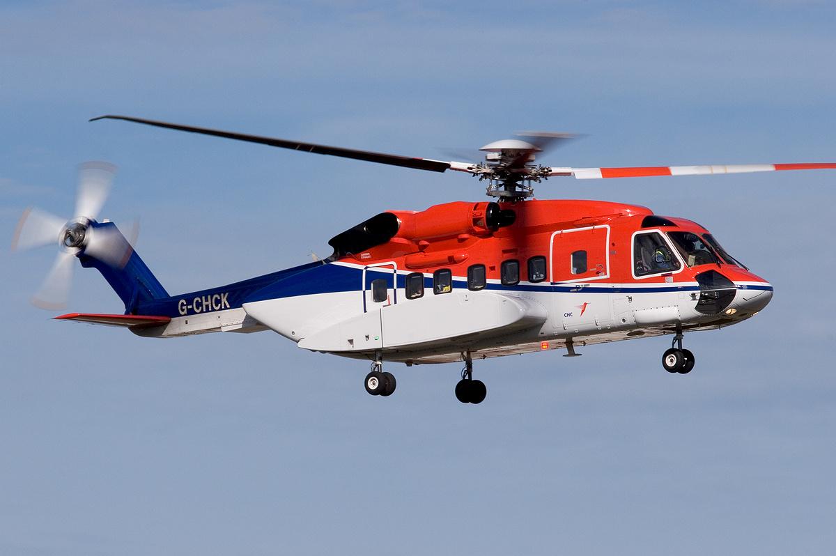 Elicottero S 92 : シコルスキー s wikipedia