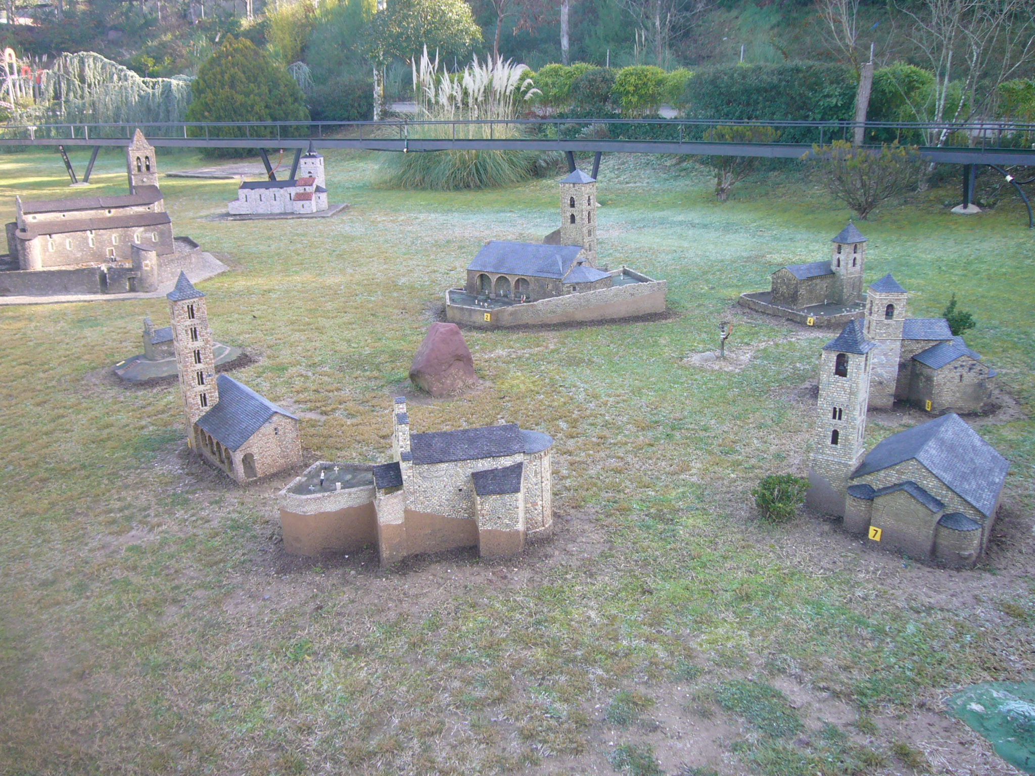Resultado de imagen de catalunya-en-miniatura/ valle del boi