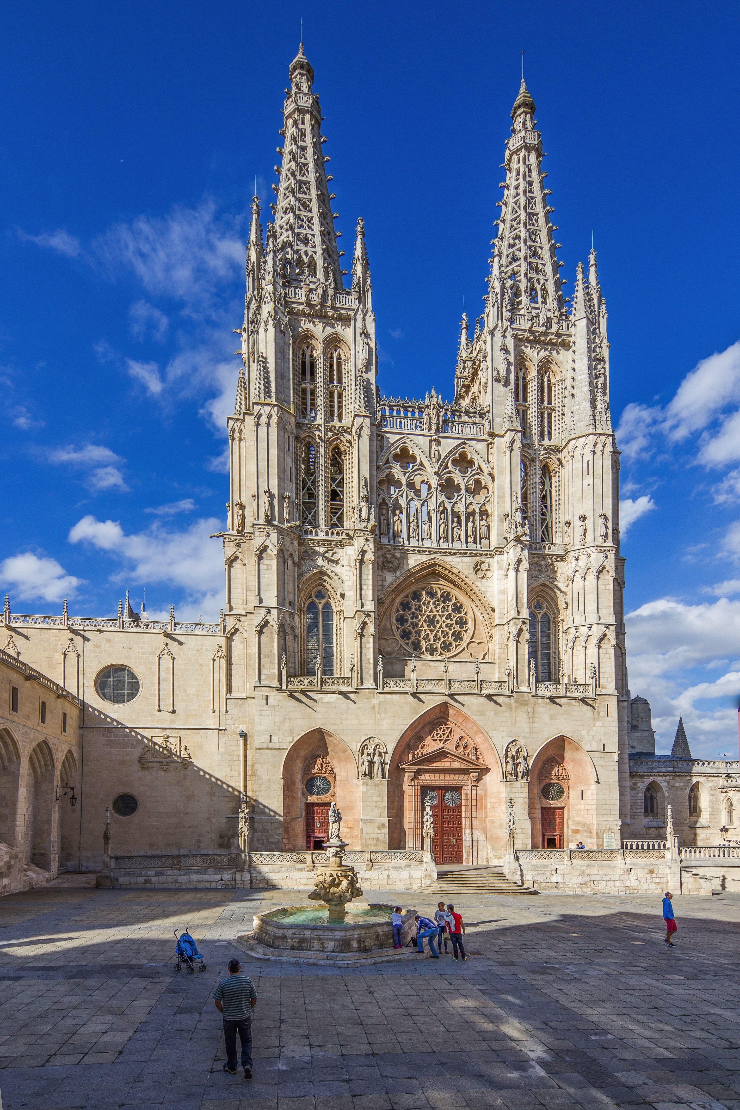 Depiction of Catedral de Burgos