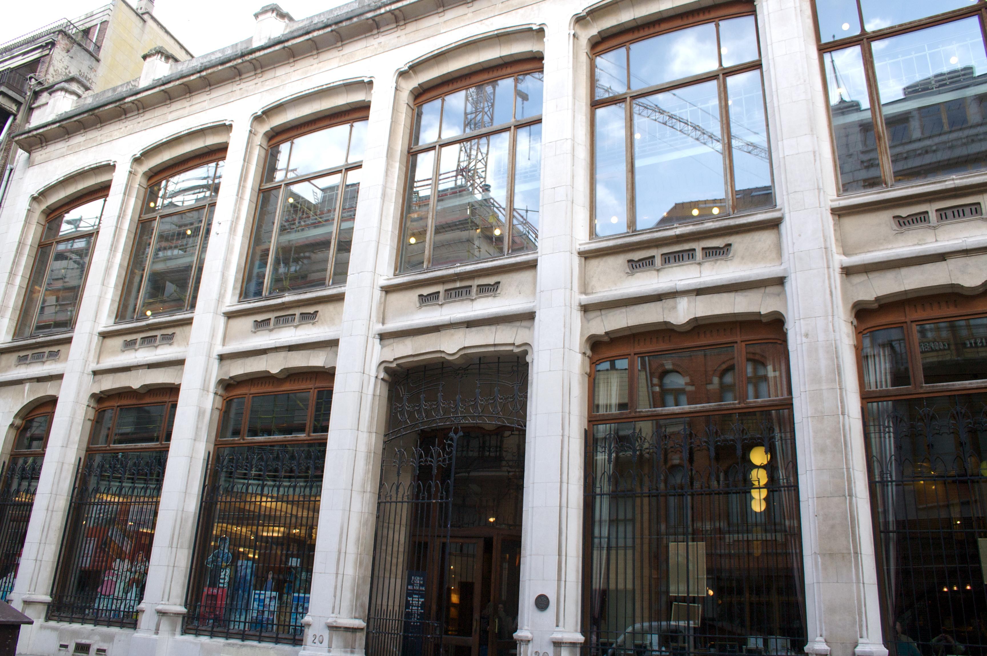 Det belgiske tegneseriecenter