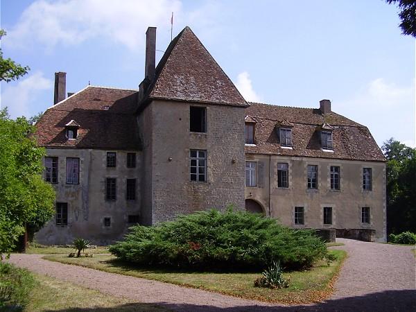 Kasteel van Lantilly