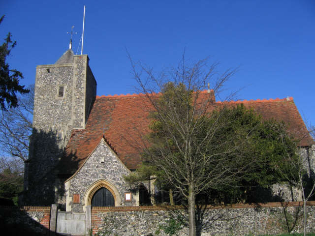 Church of St Peter and St Paul, Luddesdown - geograph.org.uk - 323219