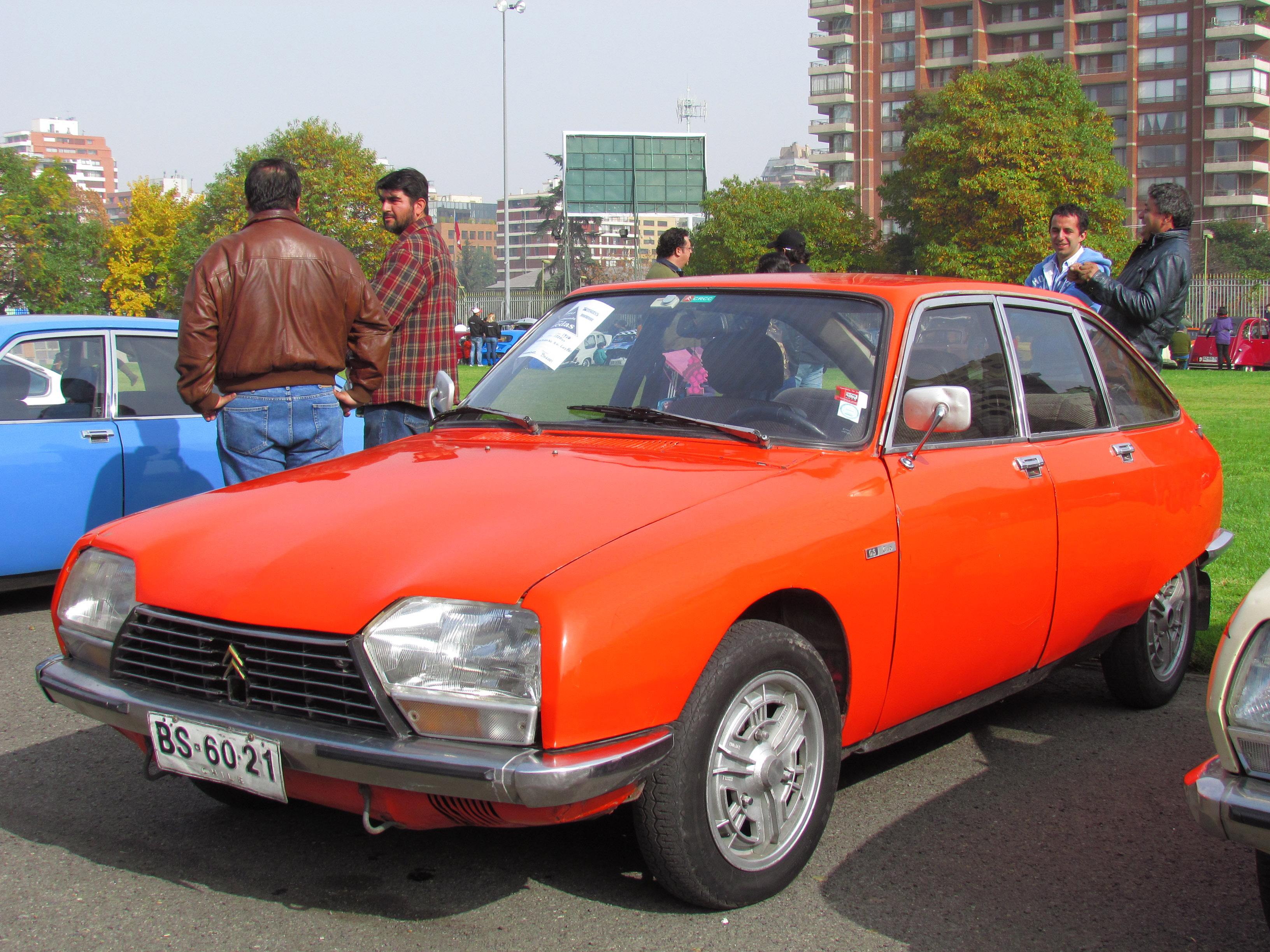 1974 Citroen GS Club Special - Runs & drives great, CX, DS