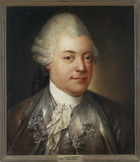Christian August Clodius