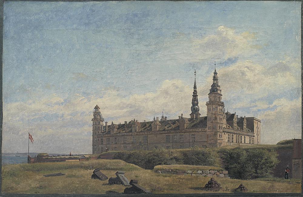 Constantin Hansen - Slottet Kronborg - 1834.jpg