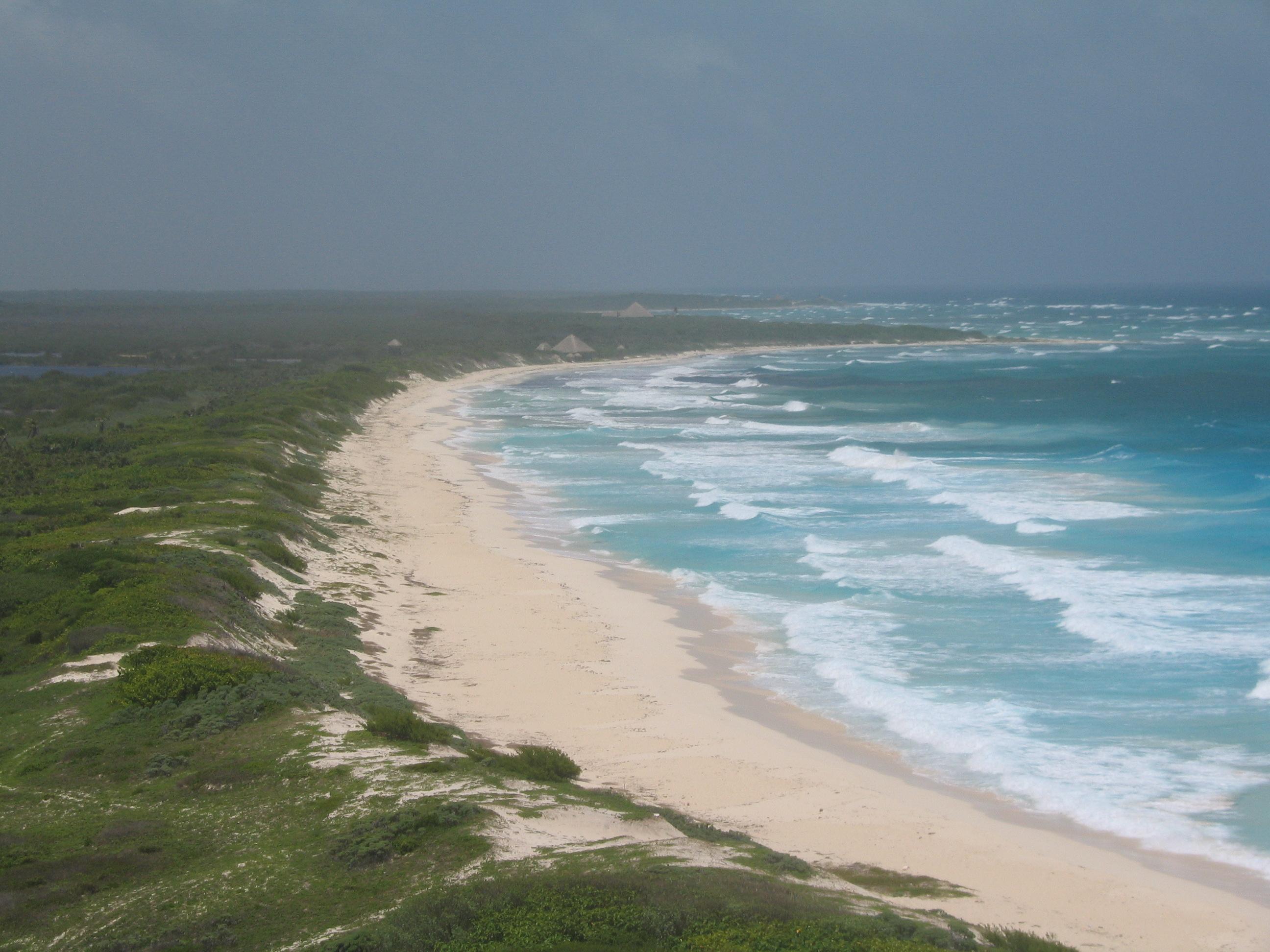 Cozumel Public Beaches Near Port