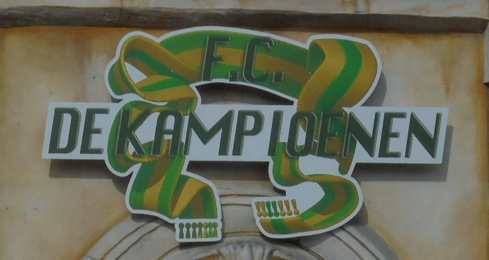 F C De Kampioenen Televisieserie Wikipedia