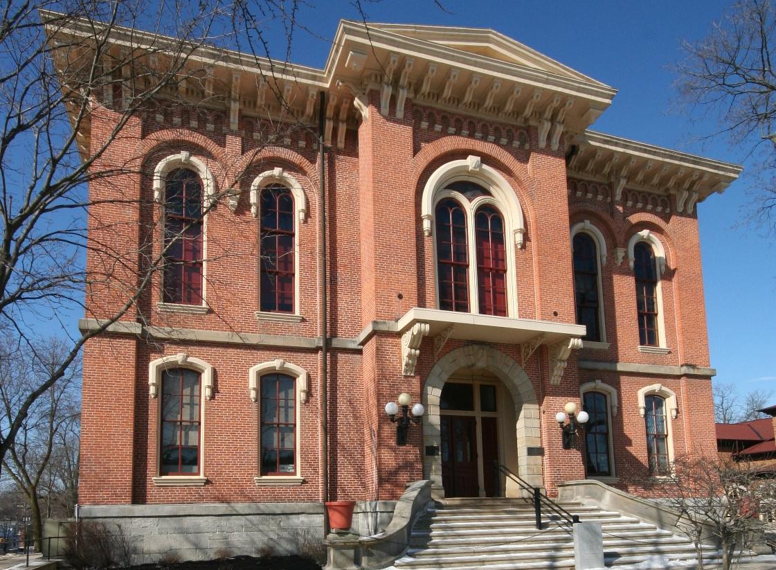 Delaware County Courthouse (Ohio) - Wikipedia