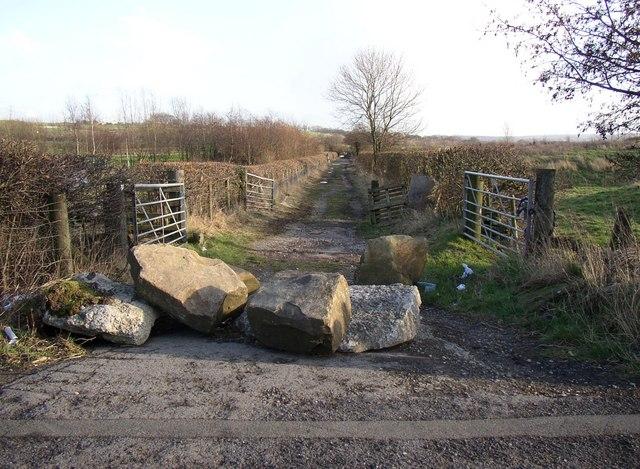Doles Lane, Clifton - geograph.org.uk - 679886