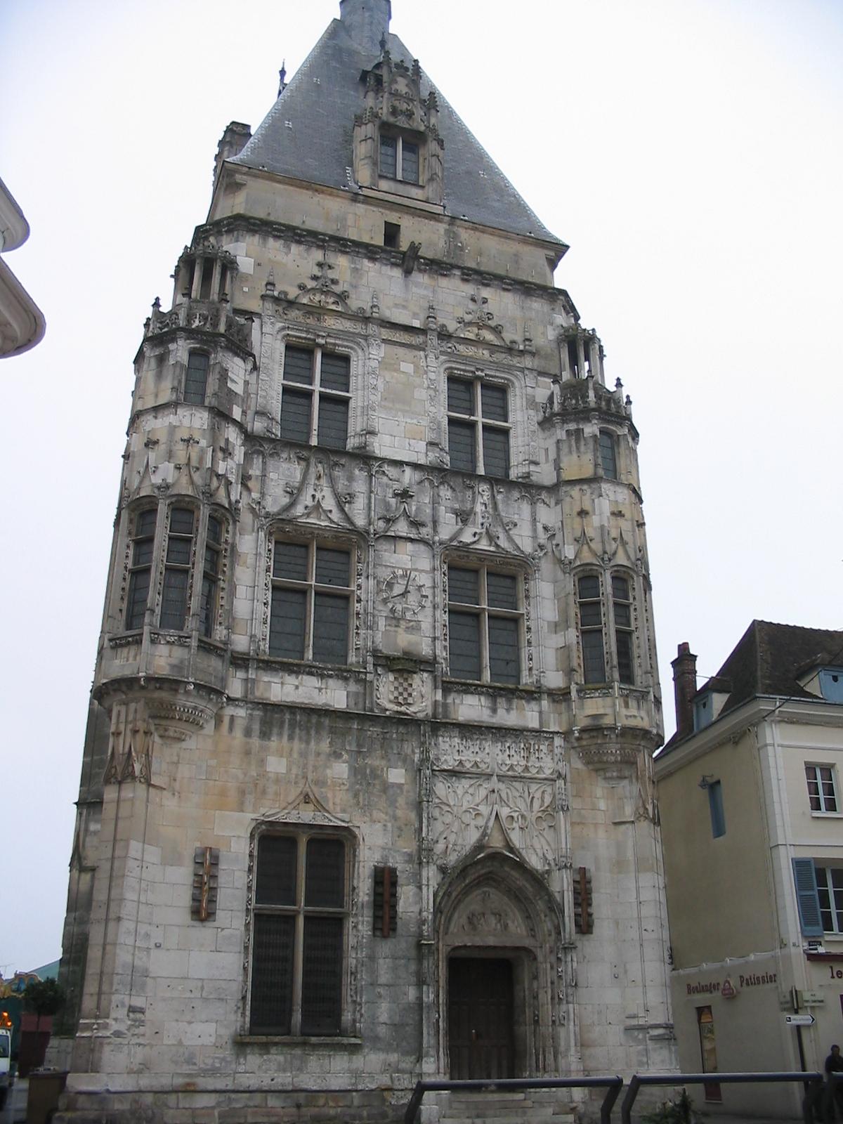 Hotel Le Beffroi Dreux France