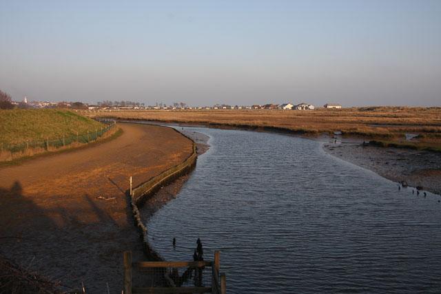 Dunwich River - geograph.org.uk - 1108775
