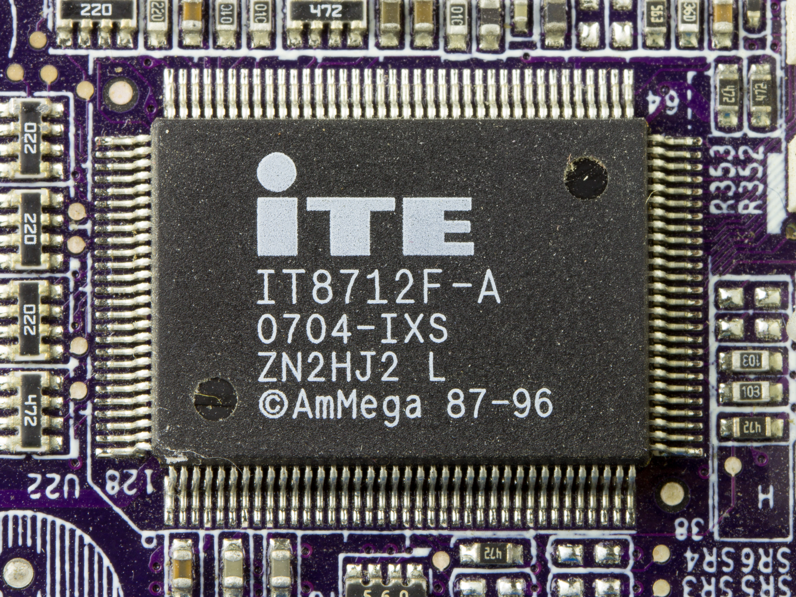 DRIVERS FOR ITE 8712F