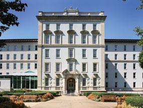 Emory University Hospital Hospital in Georgia, USA