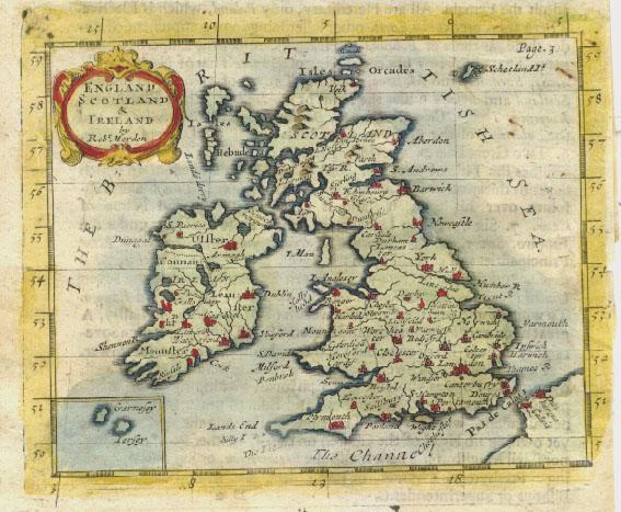 File England Scotland And Ireland Morden 1680 Jpg