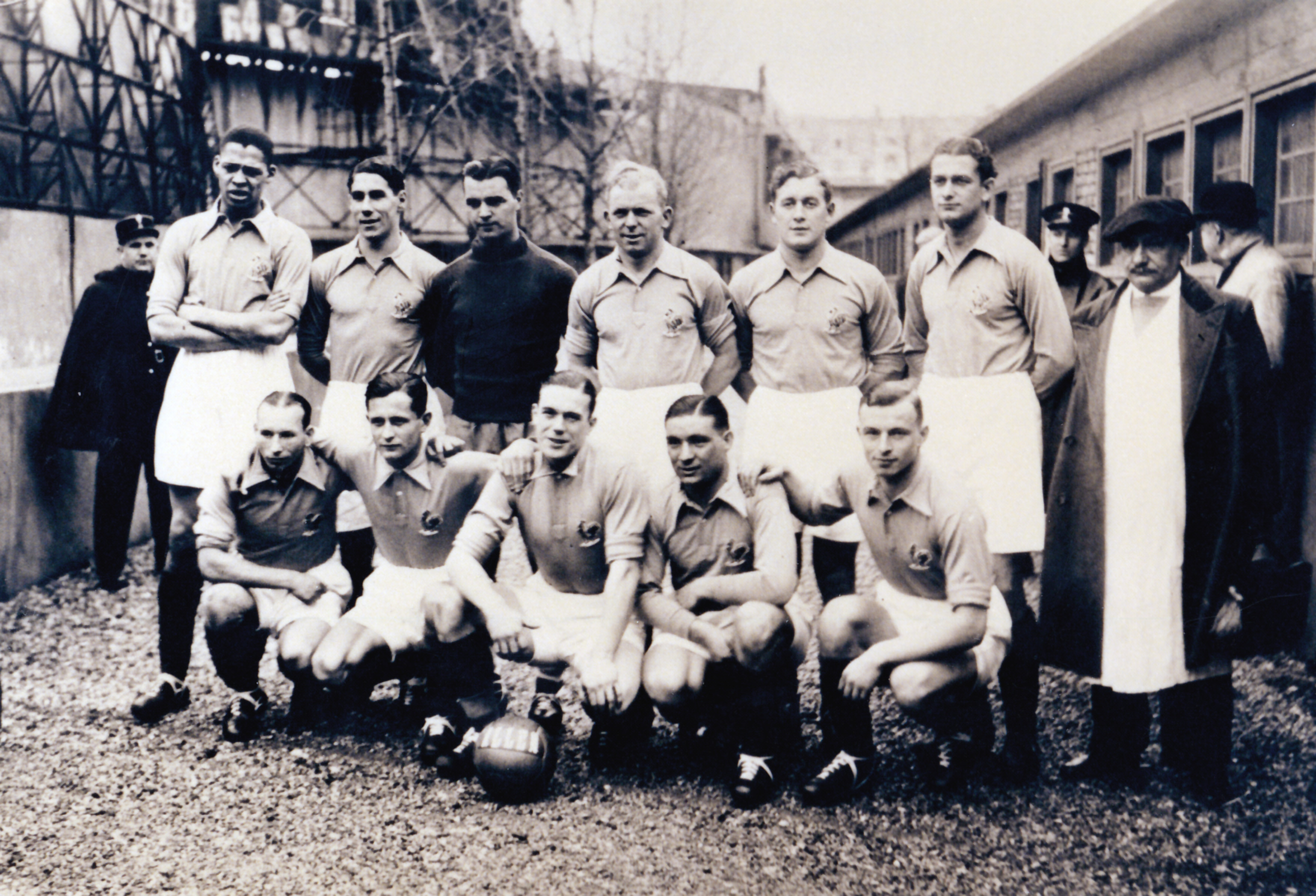 File Equipe De France De Football 1937 Jpg Wikimedia Commons