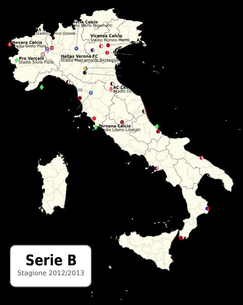Italien Serie B