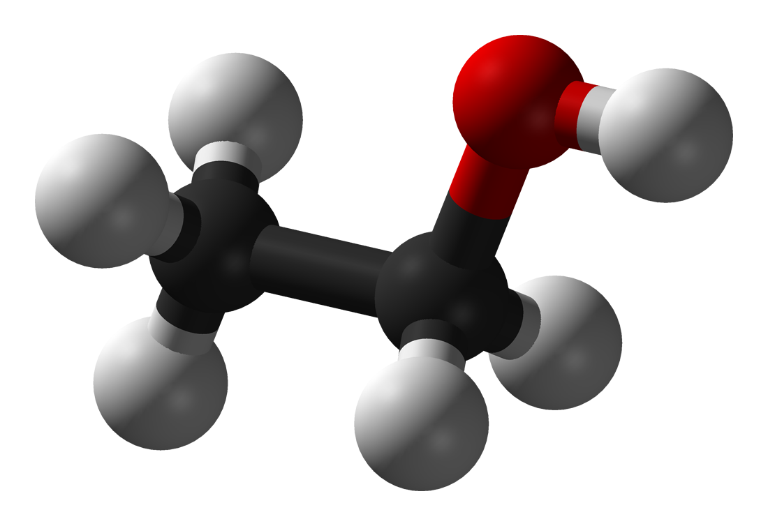 File:Ethanol-3D-balls.png - Wikimedia Commons