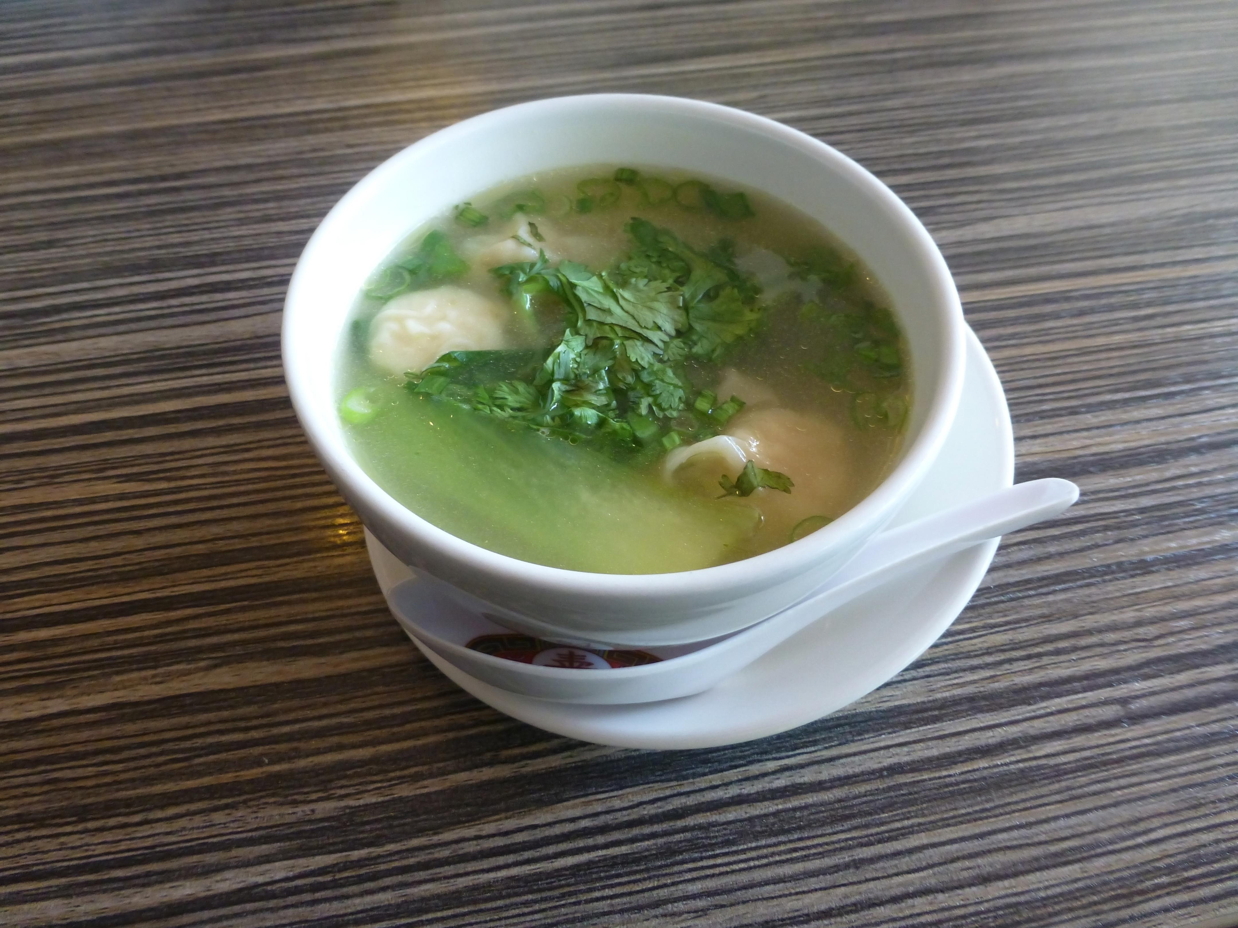 Resultado de imagen de Sopa wantan China