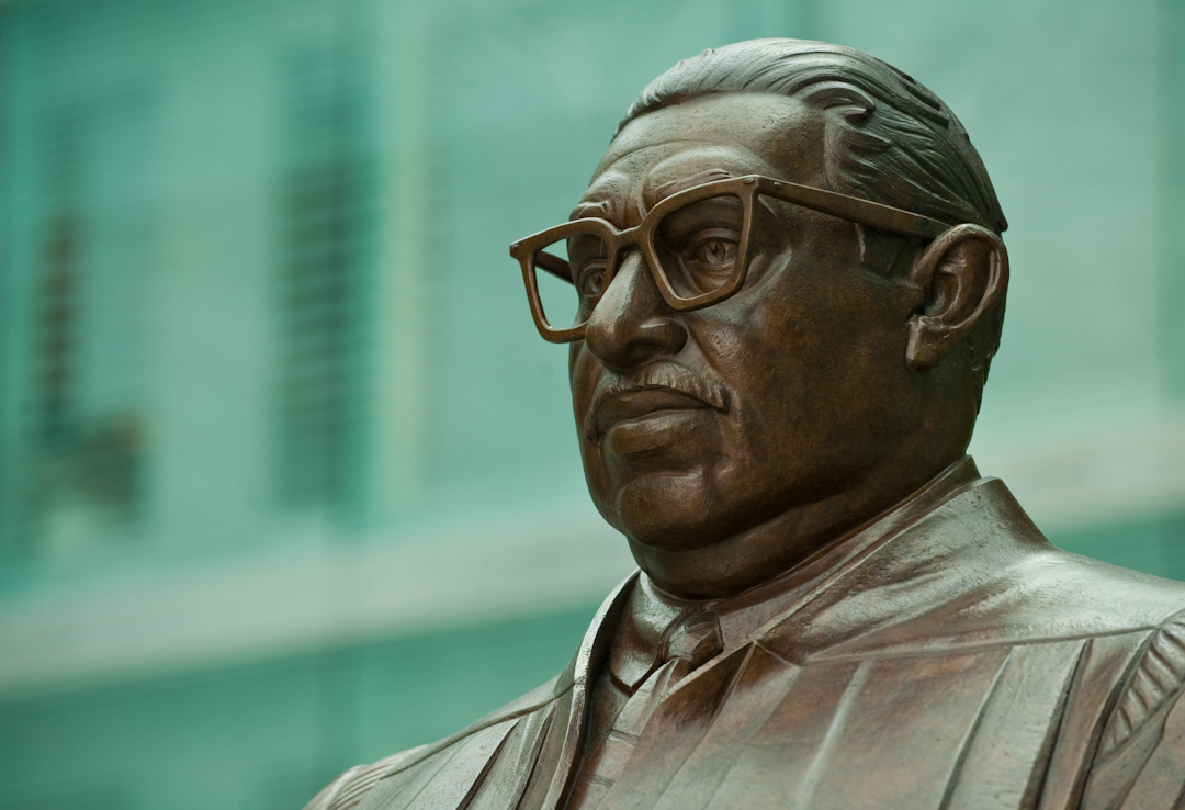 File:Flickr - USCapitol - Bust of Thurgood Marshall.jpg ...