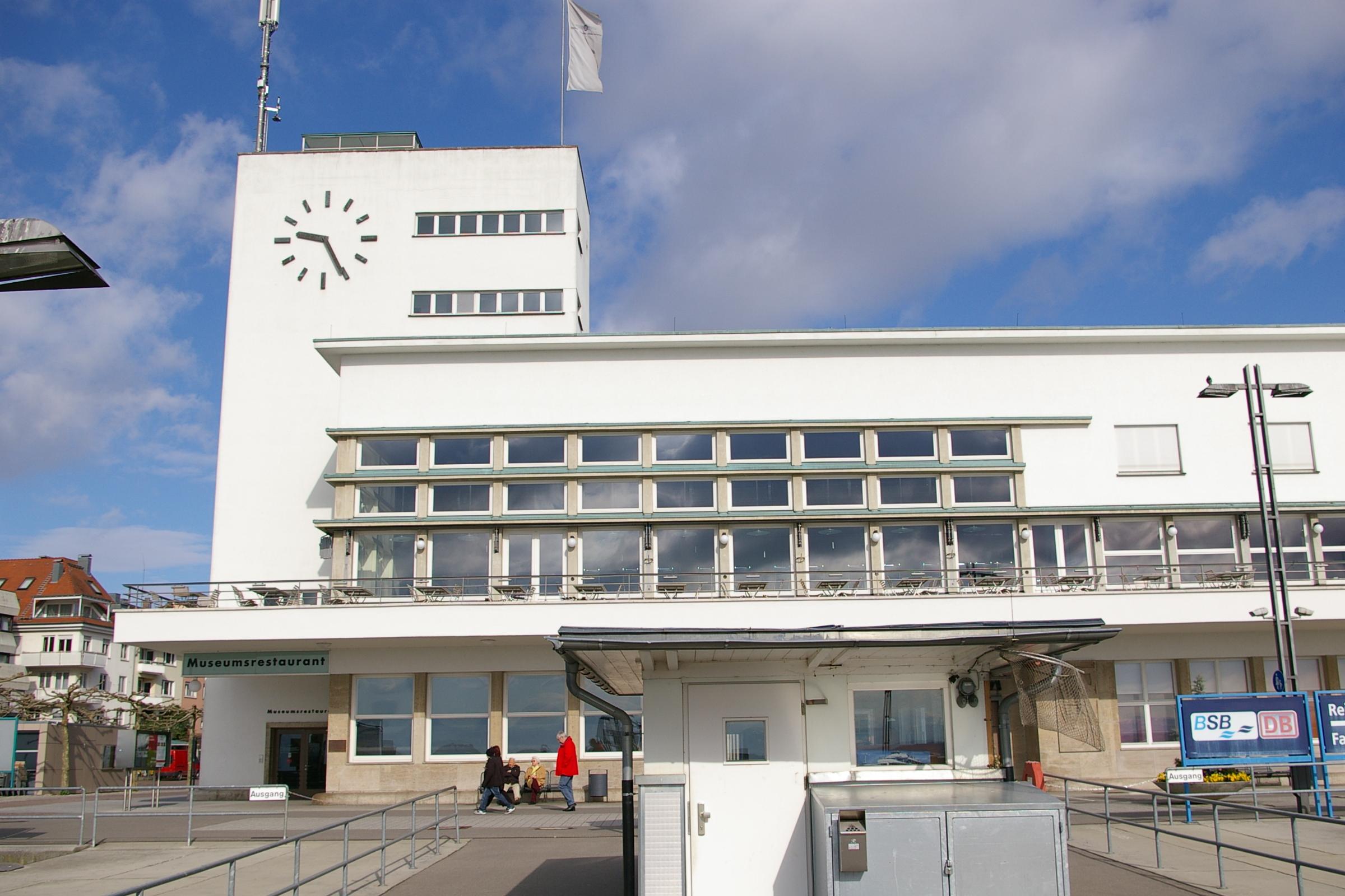 Музей цеппелинов в Фридрихсхафене