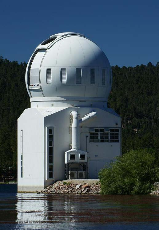 Big Bear Solar Observatory - Wikipedia