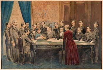 Ficheiro:GUSTAVE HASTOY - Assinatura do projeto de Constituição de 1891.jpg