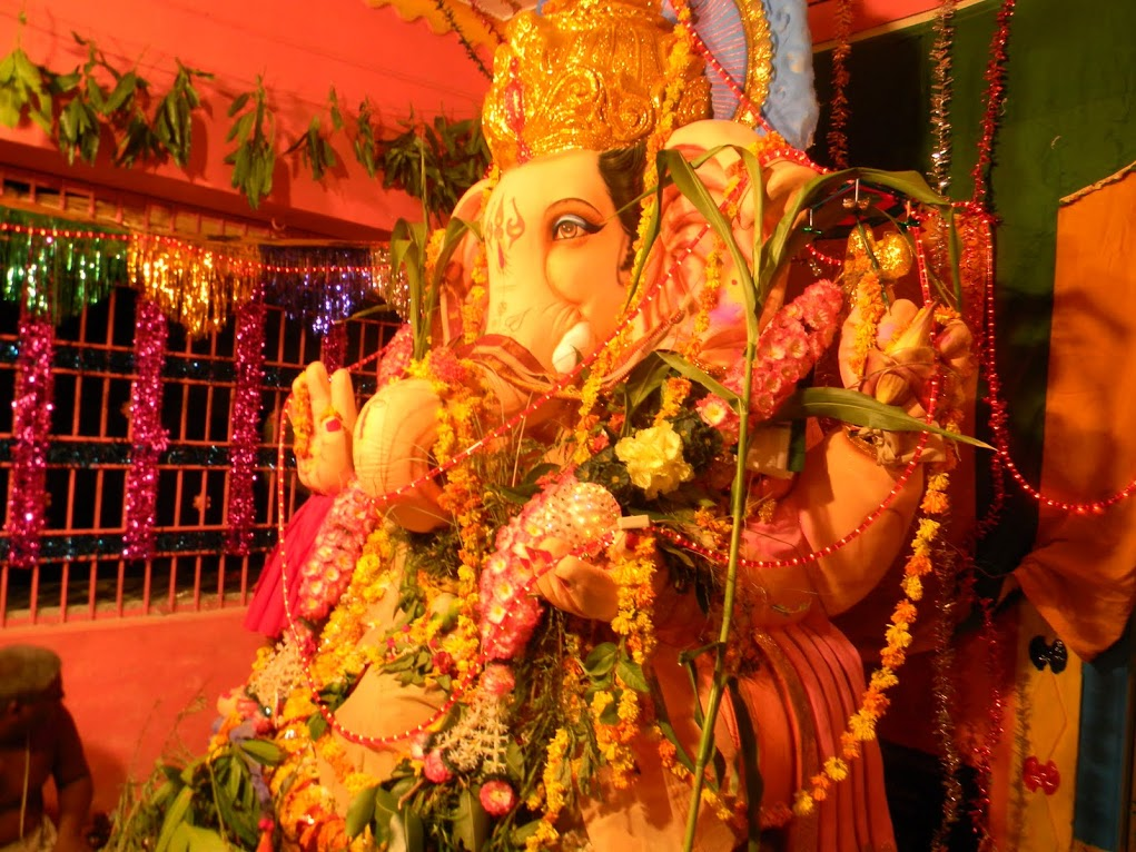 Ganesh Chaturthi, Hyderabad