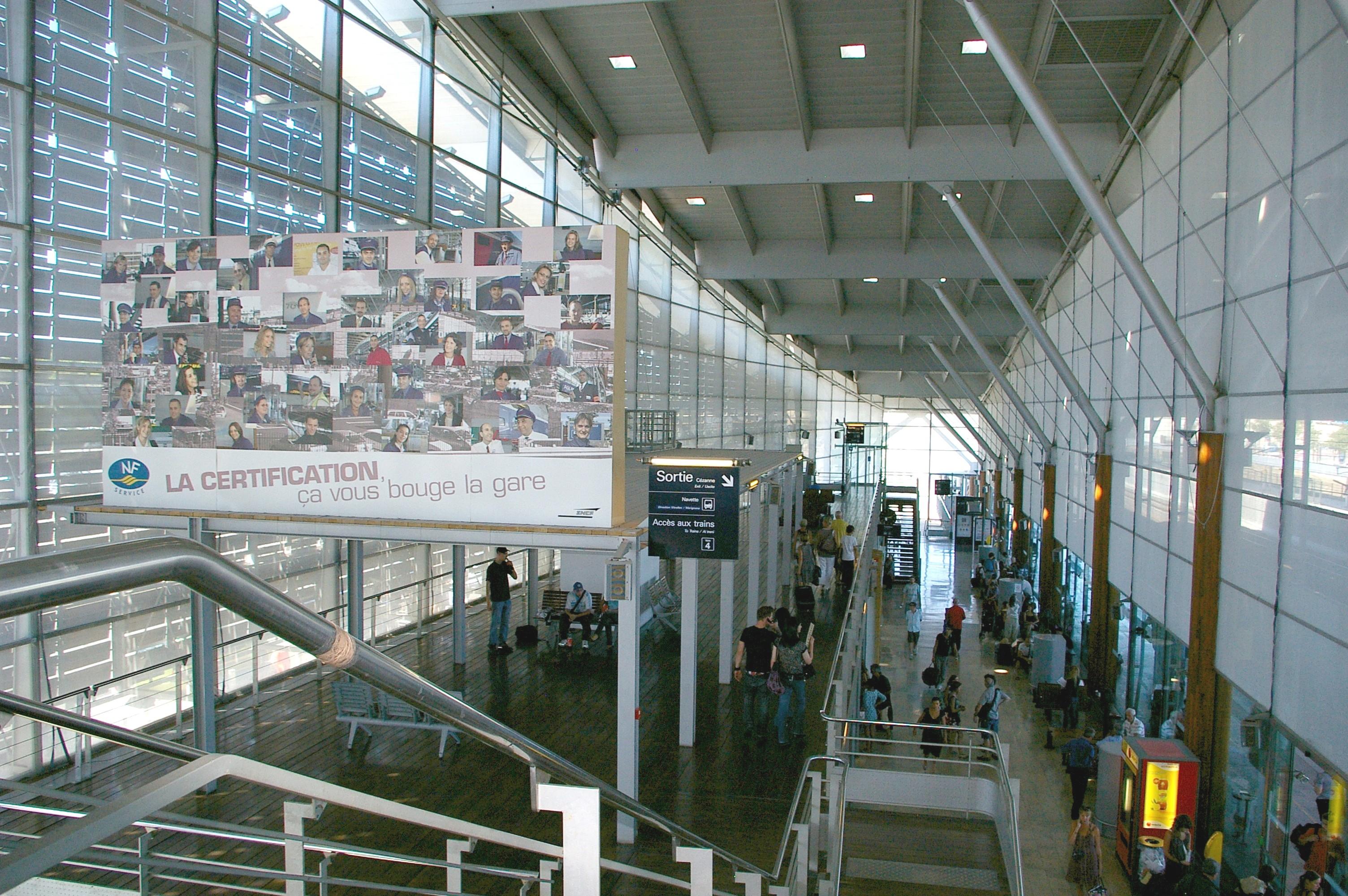 Navette Gare Tgv Aix En Provence Centre Ville