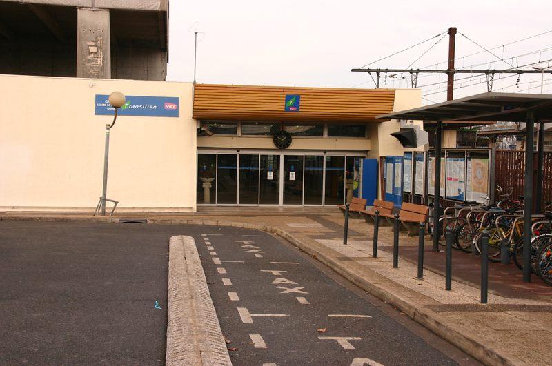 Rer Combs La Ville Paris Gare De Lyon