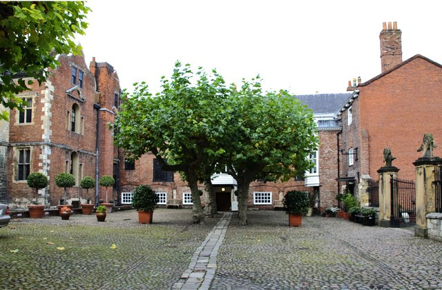 Grays Court Hotel York Reviews Clyfe Room