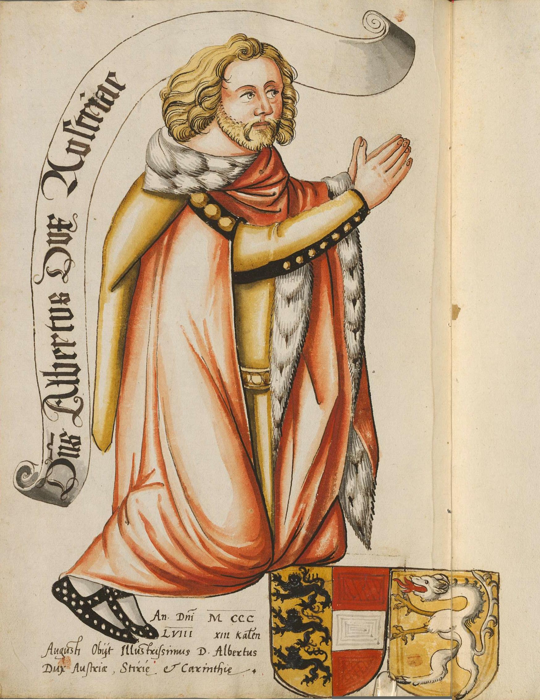 Albrecht II Kulawy