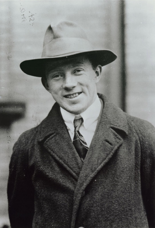 Werner Heisenberg. By Quiris [Public domain], via Wikimedia Commons.