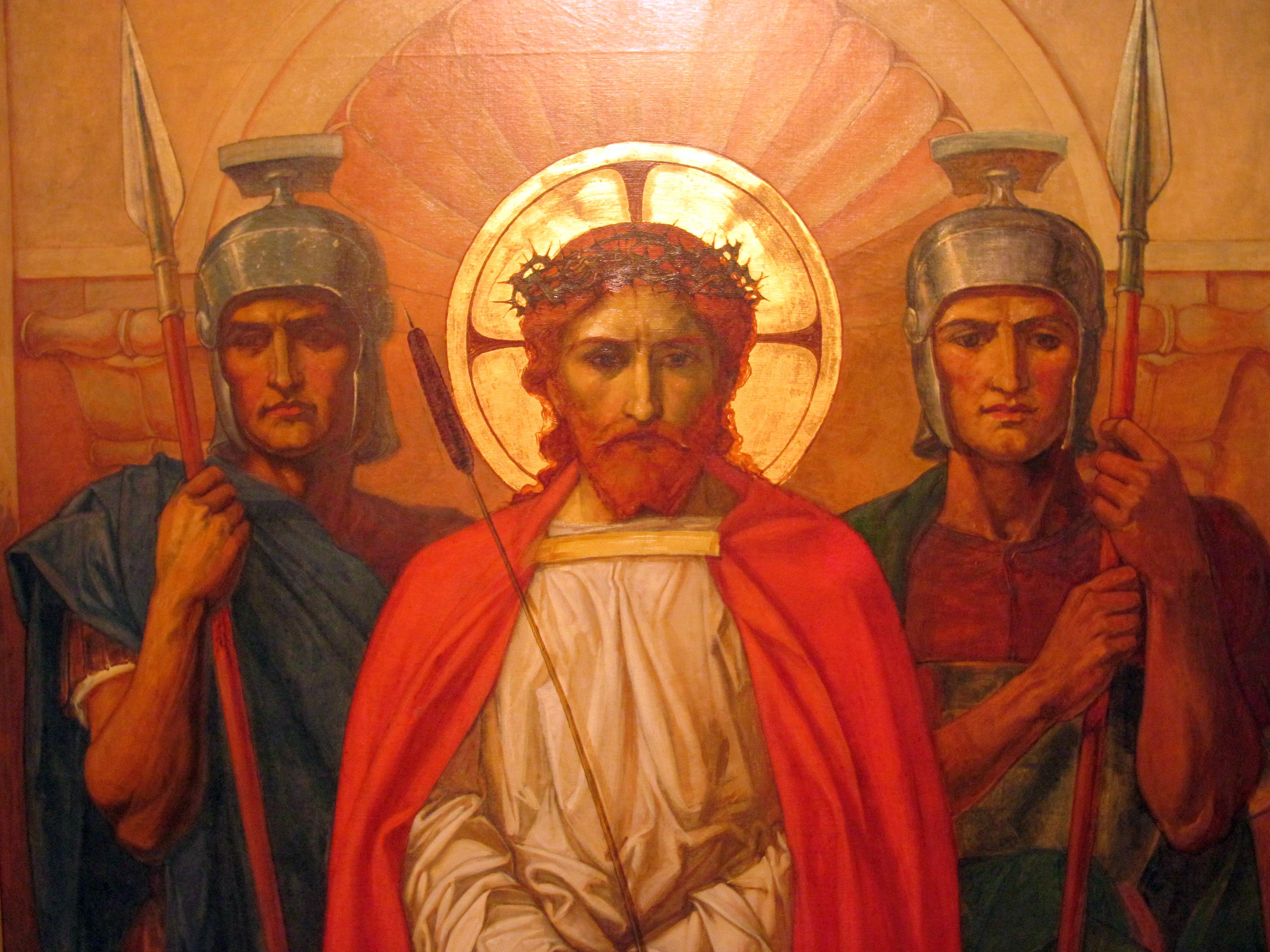 File henry thomas bosdet painting of jesus before his crucifixion 2