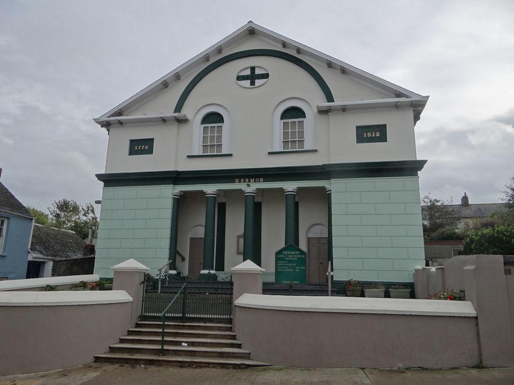 Hermon Baptist Church Food Pantry