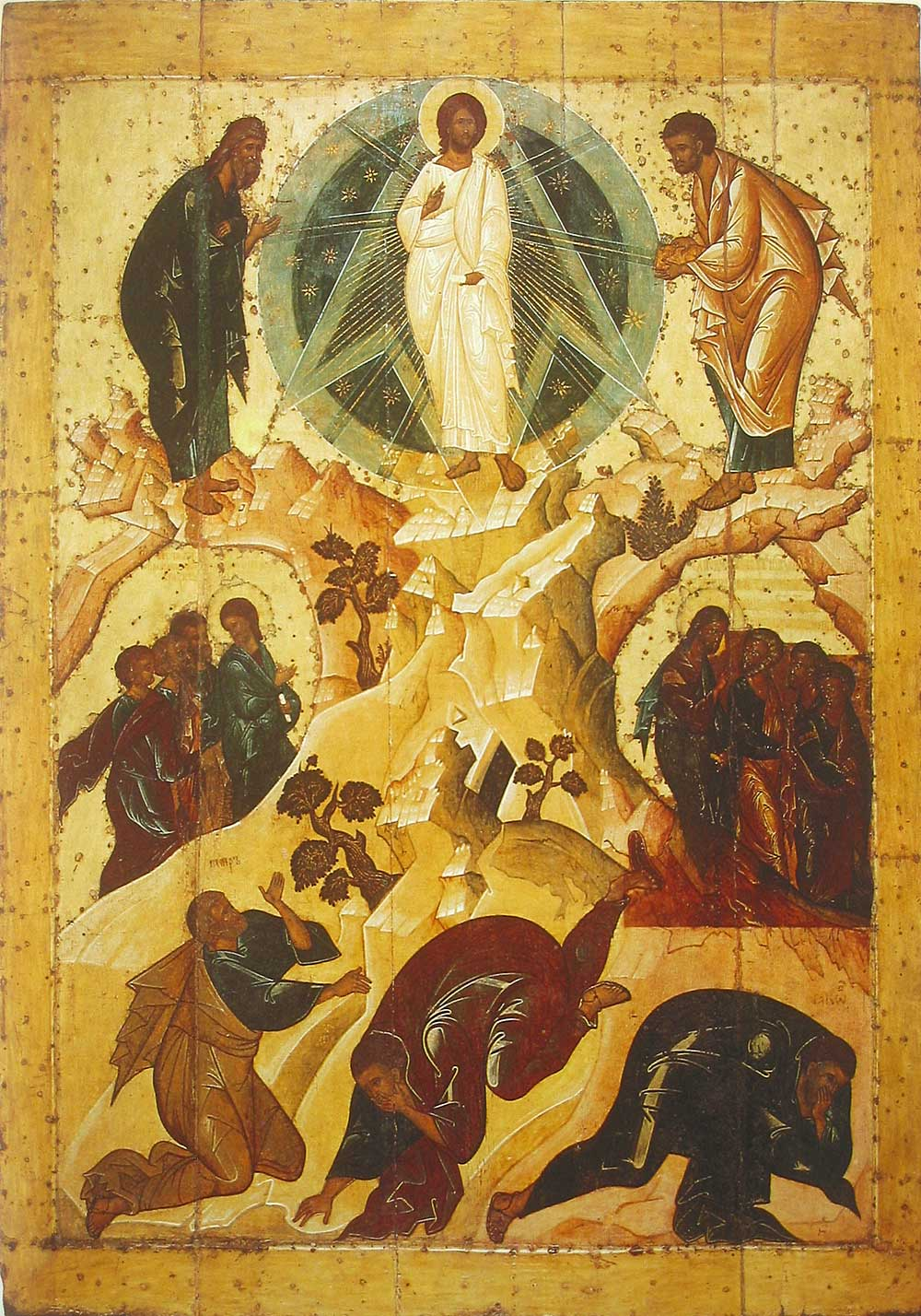 In Horto Fragranti: On the Feast of the Transfiguration ...