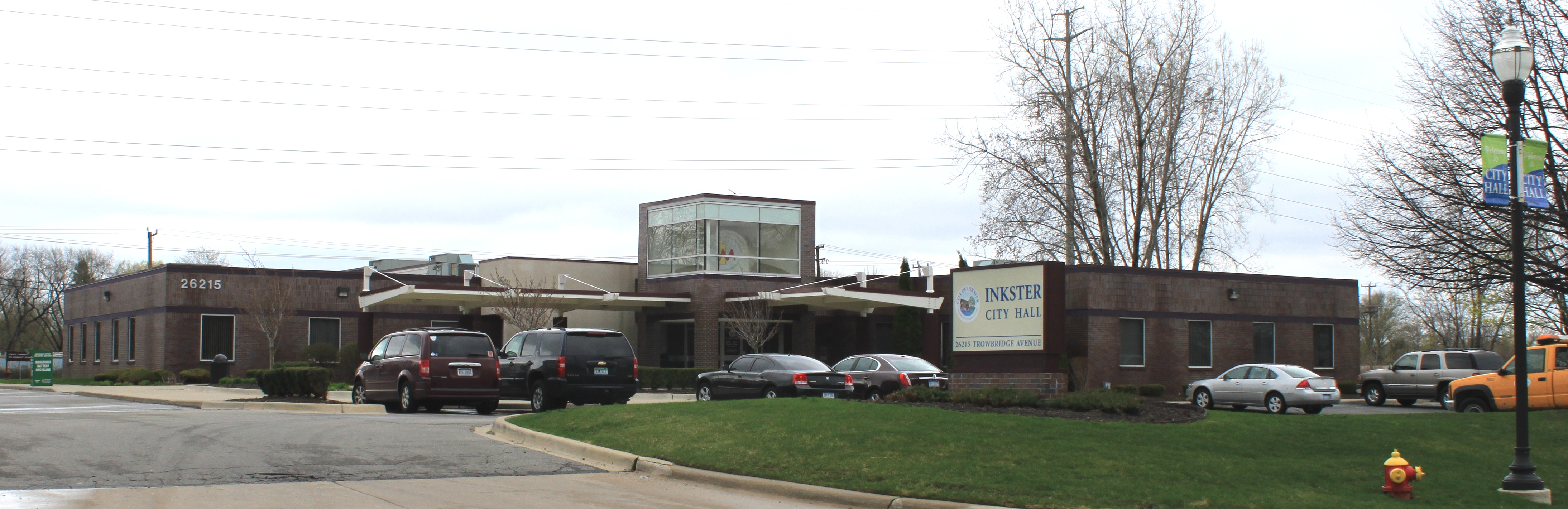 File:Inkster Michigan City Hall.JPG - Wikipedia, the free encyclopediainkster city