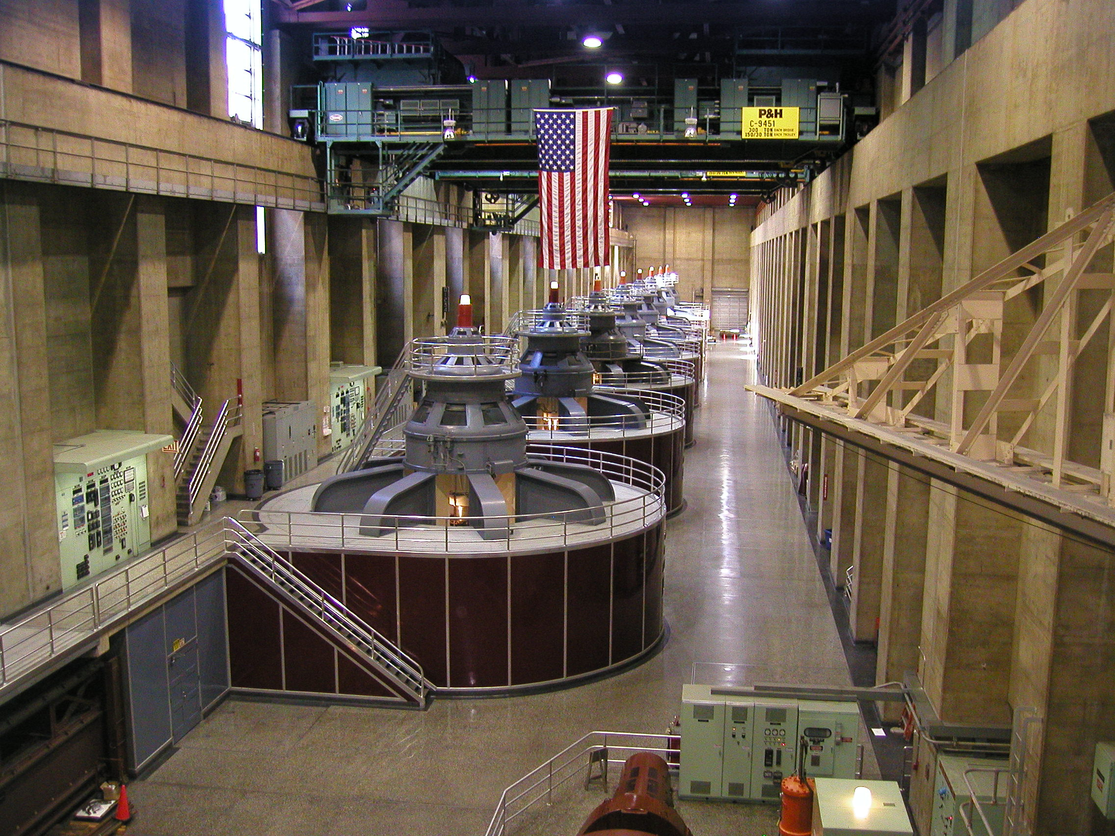 Hoover Dam Tour Inside The Dam