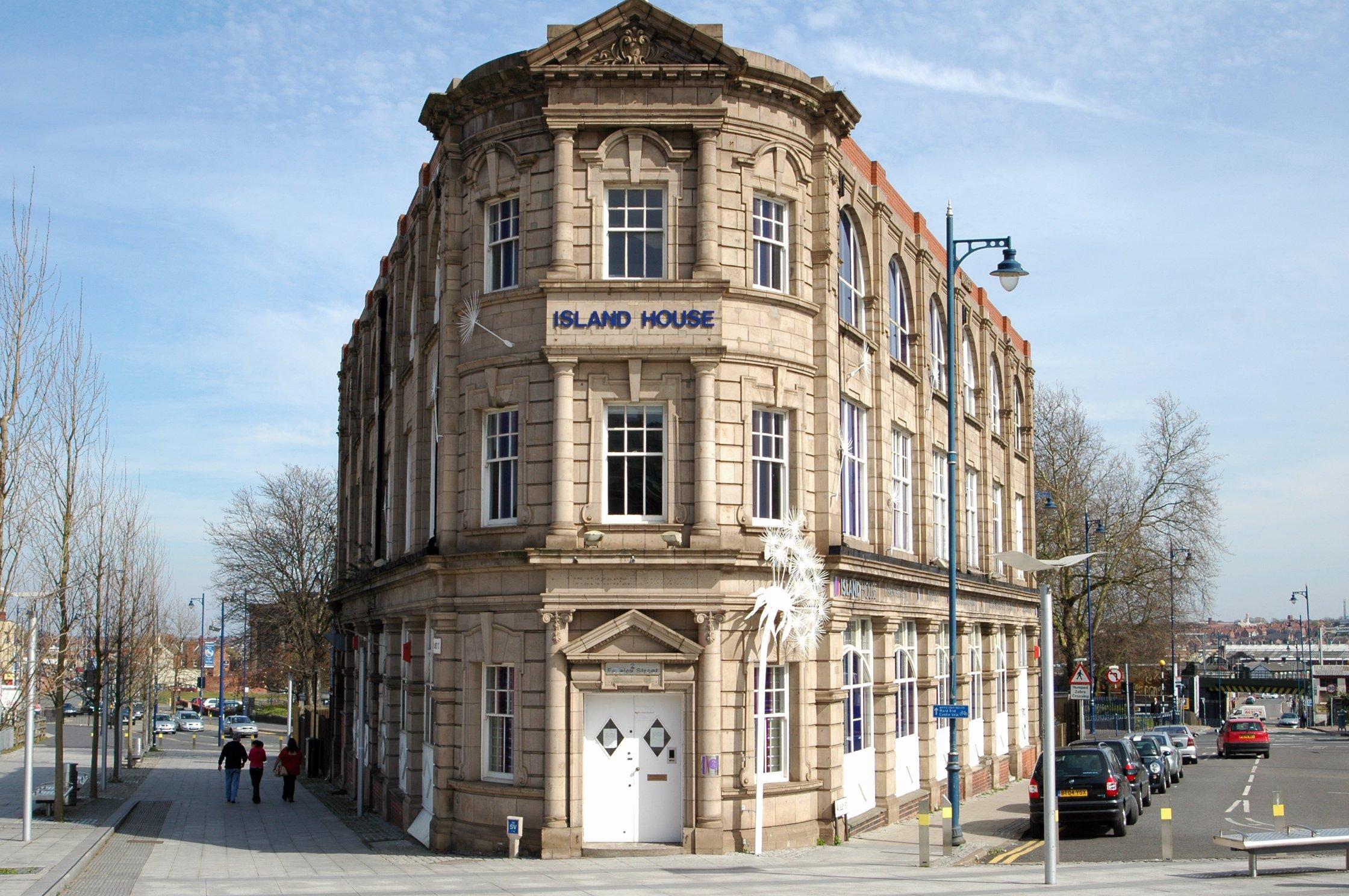 Listed buildings in Birmingham