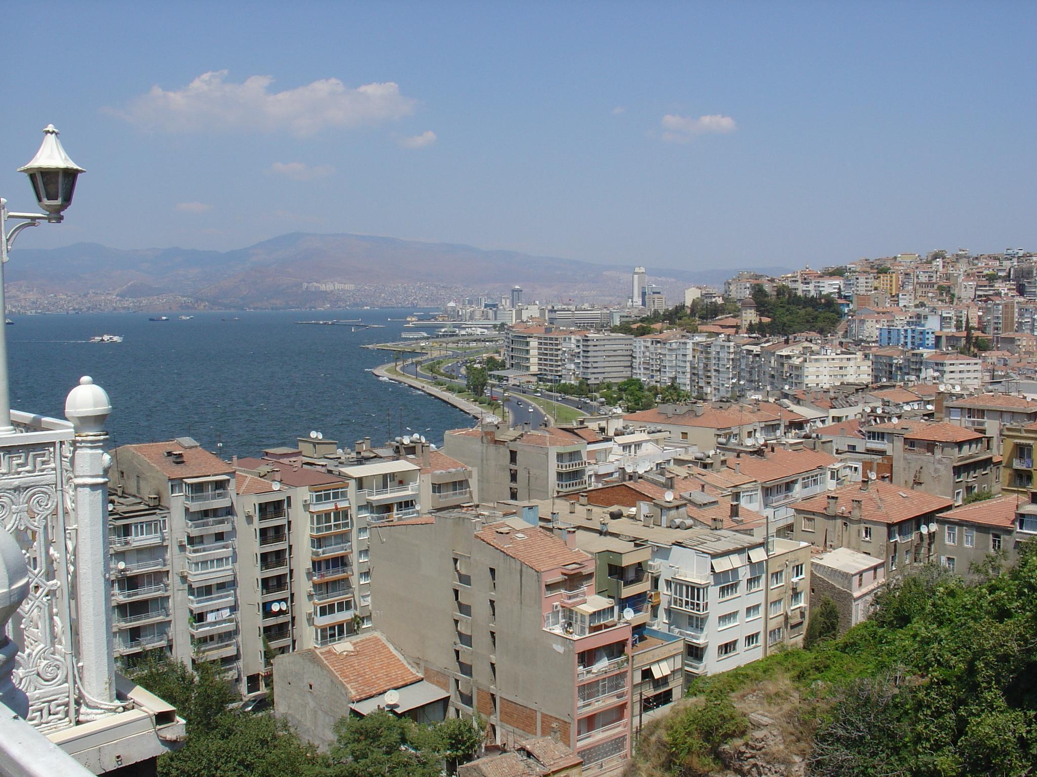 Izmir Turkey  city photo : Description Izmir 200708
