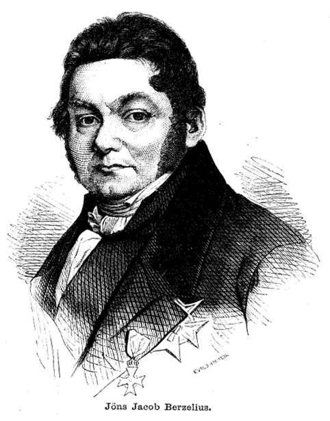 jns jacob berzelius wikipedia la enciclopedia libre - Quien Elaboro La Tabla Periodica De Los Elementos Quimicos