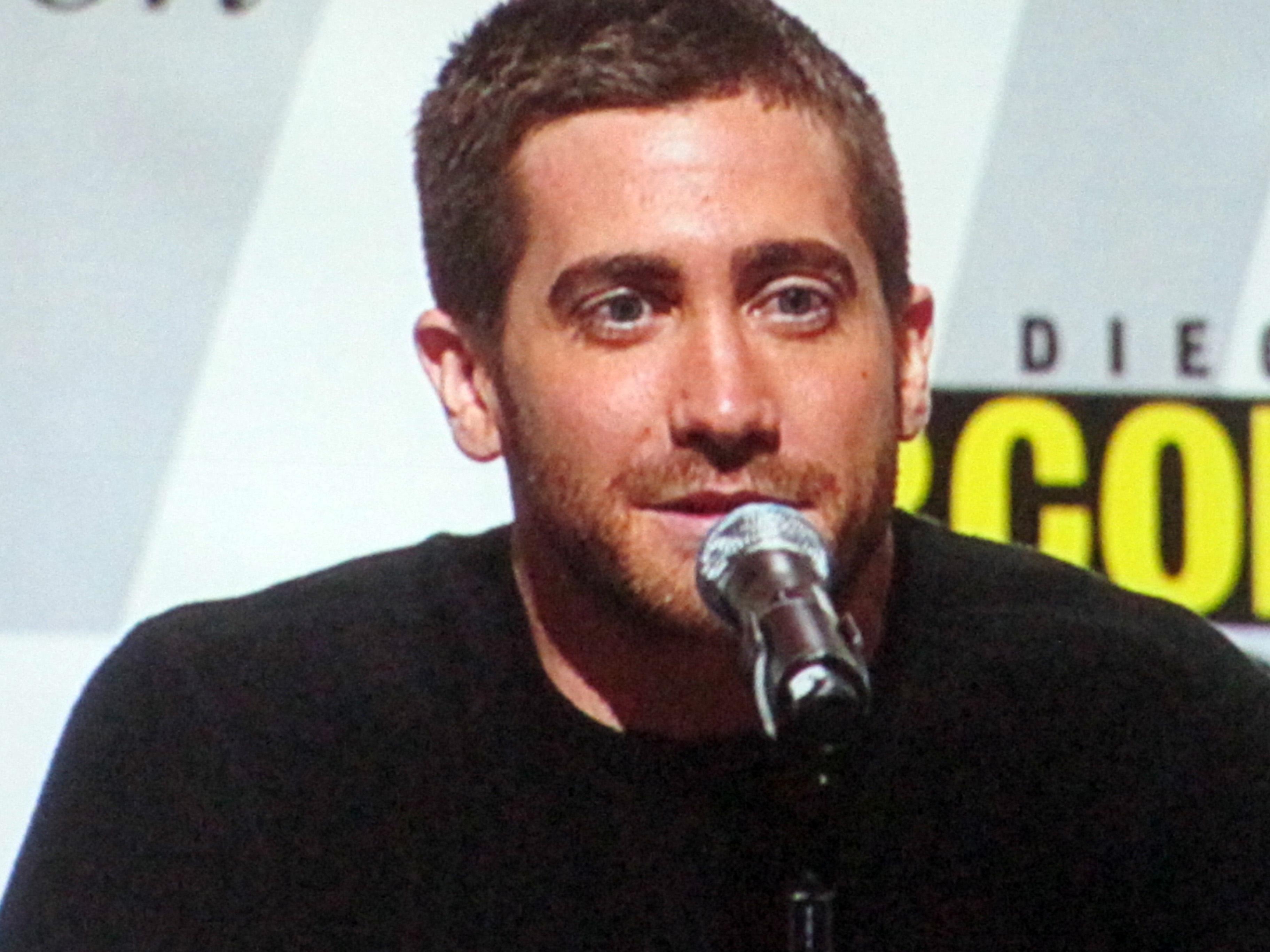 File:Jake Gyllenhaal a... Jake Gyllenhaal Wiki