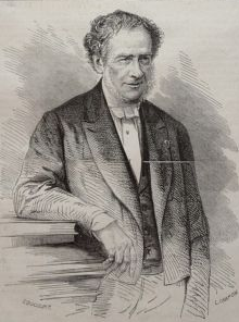 Jean-Baptiste Duvergier French politician and lawyer