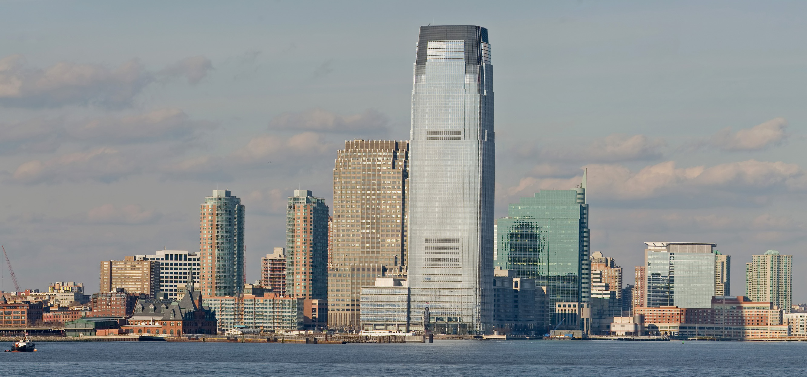 Jersey City Waterfront Apartments For Rent