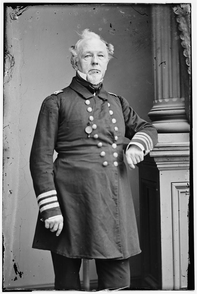 John B . Montgomery