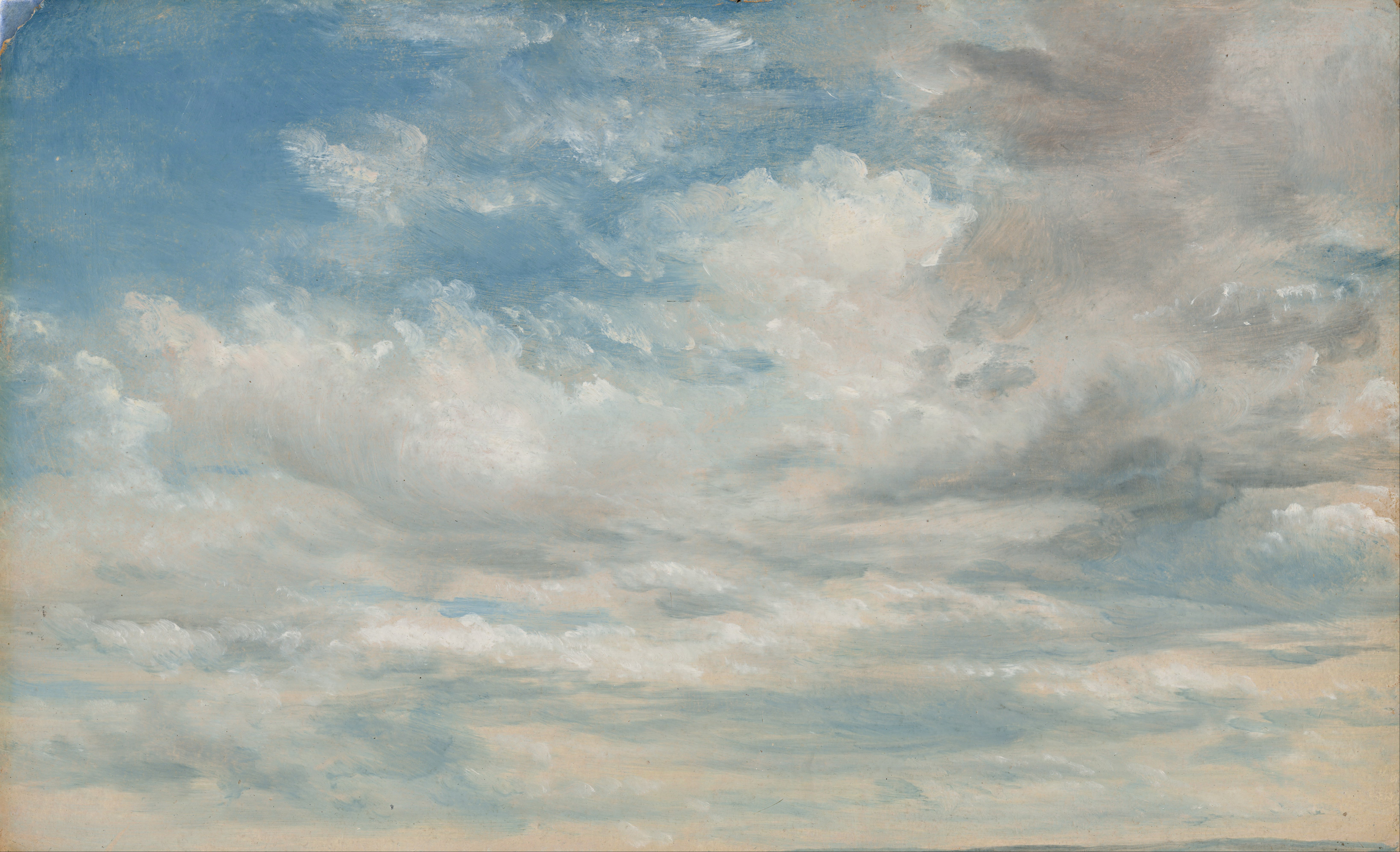 Oil Painting Sky Youtube