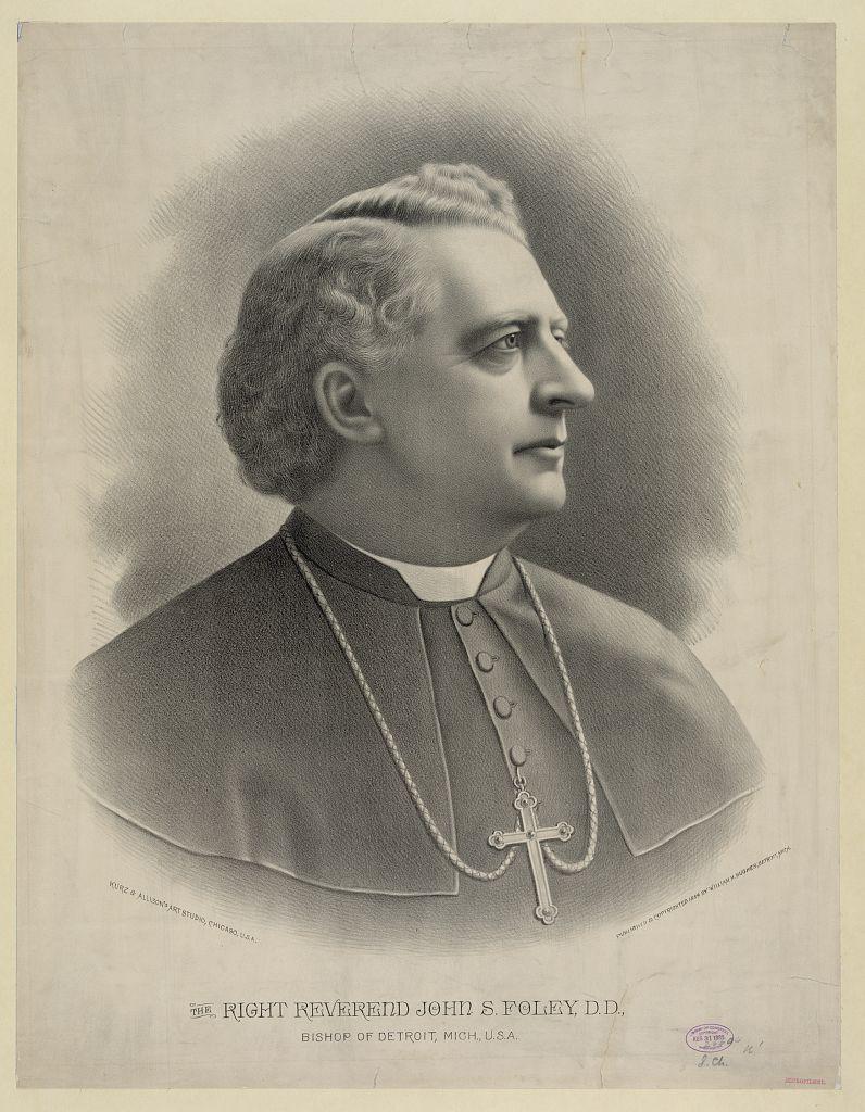 John Samuel Foley John Foley