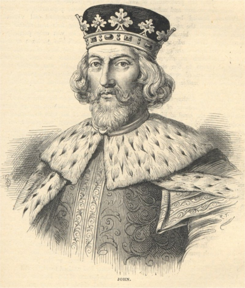 Fájl:John of England - Illustration from Cassell's History of England - Century Edition - published circa 1902.jpg