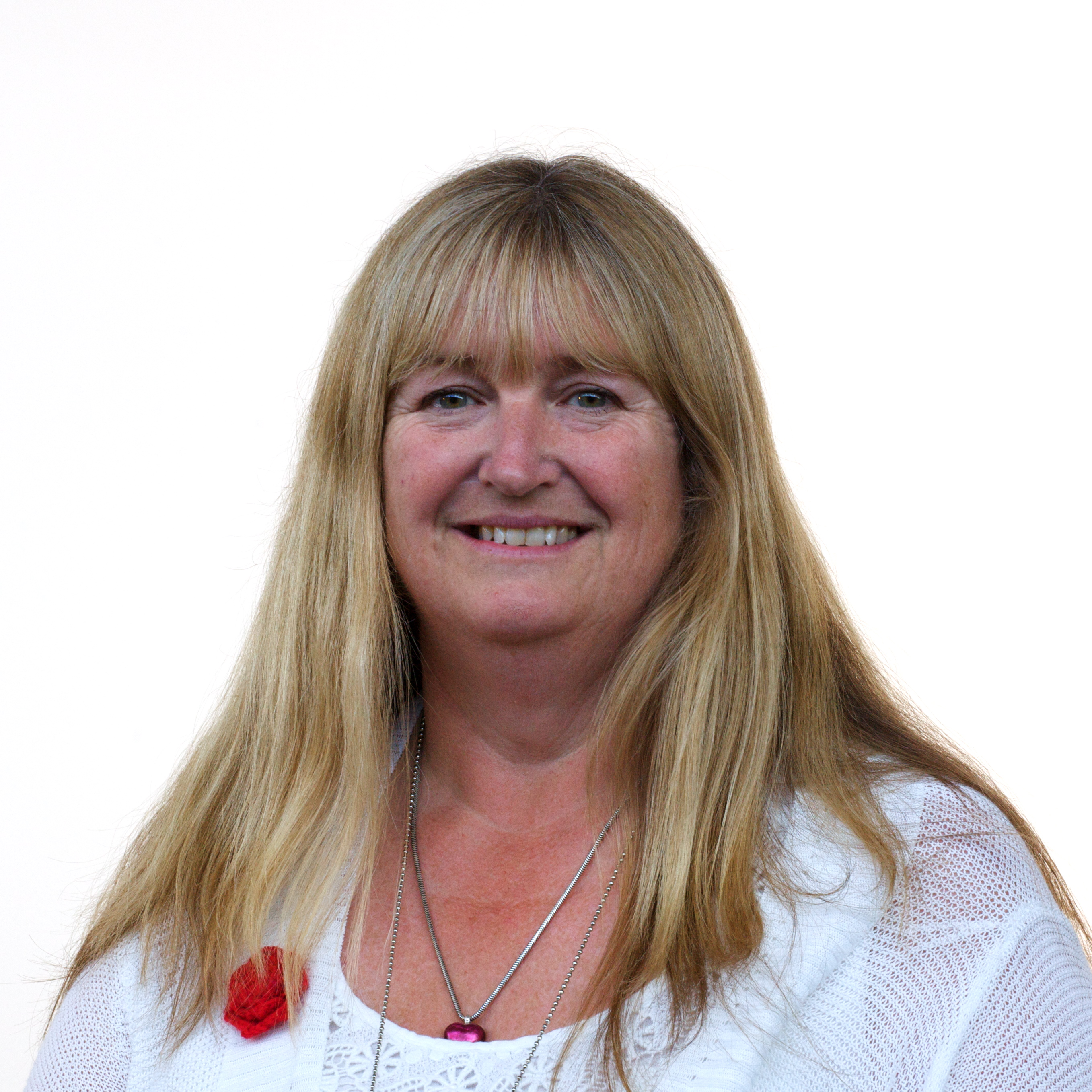 Portrait of Julie James